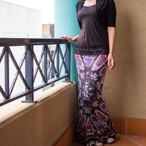 Dresses & Skirts - mermaid style maxi skirt